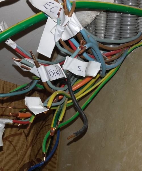 Remplacement de tableau lectrique cr lectricit - Remplacement tableau electrique prix ...