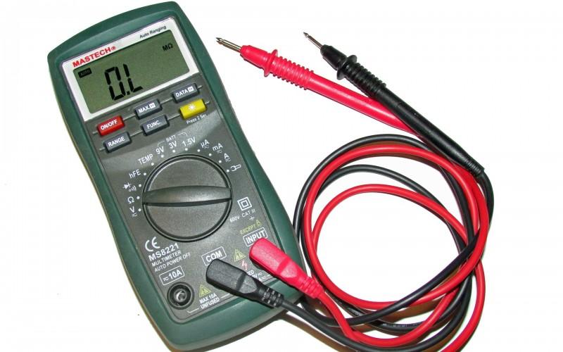 testeur électrique